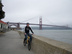 Travelling: Golden Gate Bridge